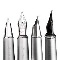 毕加索钢笔916美工弯尖弯头练字书法笔商务签字学生用刻字
