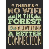 【预订】There's No Wifi In The Forest But You Will Find a Bette