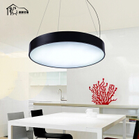 祺家 现代简约LED吸顶灯客厅灯餐厅灯卧室灯书房灯可调色吊灯ID45