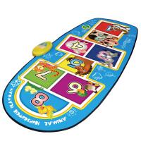 儿童幼儿益智跳房子游戏毯运动户外怀旧音乐训练玩具礼物