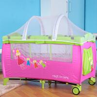 婴儿床蚊帐夏季儿童床游戏床摇篮床宝宝床BB床配套拱形式 120 60 白色