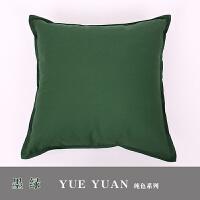 沙发大抱枕靠垫套不含芯现代简约客厅床上长方形尺寸定制 抖音