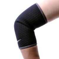 Nike 耐克 篮球羽毛球网球护肘男女 耐克弹性肘部护套 套同式加长护肘护具9337010020