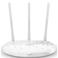 【大部分地区包邮】TP-LINK TL-WR885N 无线路由器450M三天线WIFI穿墙王 智能家用 白色