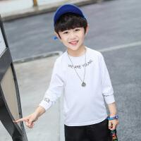 男童长袖T恤 儿童打底衫中大童长袖上衣