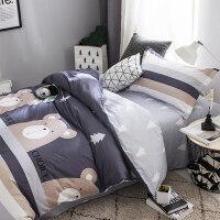 大学宿舍床上三件套棉棉学生寝室上下铺被褥套装六件套单人床