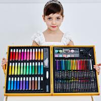 儿童画笔绘画套装礼盒水彩笔蜡笔男女孩画文具学习生日送儿童礼物