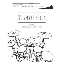【预订】81 Snare Solos: Volume 1