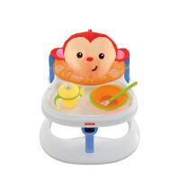 【当当自营】费雪婴幼玩具多功能推车学步车宝宝手推车四合一小猴欢乐园CBV66