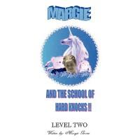 【预订】Margie and the School of Hard Knocks: Level Two