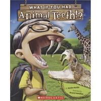 Scholastic What If You Had Animal Teeth 美国学乐如果你有动物的牙齿 桑德拉马克尔