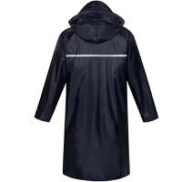 天堂户外时尚风衣式雨衣 男女摩托车电动车徒步长款风雨衣 可印字logo