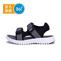 【下单立减价:94.2】361度 男童沙滩凉鞋 夏季新款N71822662