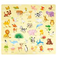 儿童拼接卡通垫子宝大号加厚卧室拼图爬行垫婴儿家用地垫