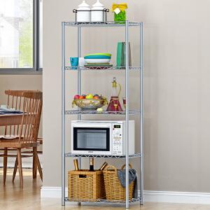 蜗家加宽五层实用层架 储物架 家居 架子/厨房/浴室置物架z5