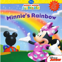 Mickey Mouse Clubhouse: Minnie's Rainbow 米奇妙妙屋:米妮的彩虹 ISBN97