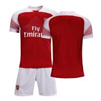 阿森纳球衣18-19新赛季主场队服训练服定制足球服套装男儿童