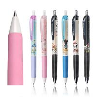 日本UNI第二弹 三菱顺滑圆珠笔迪士尼SXN-189DS中油笔原子笔0.5
