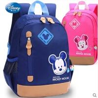 迪士尼儿童书包幼儿园男童女童3-6岁宝宝学前班卡通小孩双肩背包 时尚可爱 轻巧便捷 儿童双肩包