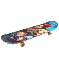 四轮滑板 双翘板公路板刷街板枫木板成人滑板滑板车