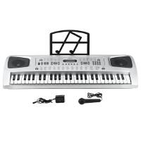 美乐斯(miles)儿童54键液晶显示教学型电子琴