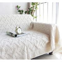 简约盖 滑双人座沙发毯套毯子 欧式田园布艺沙发罩加厚J