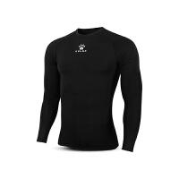 KELME卡尔美 K15Z705 弹力速干长袖紧身衣 男足球运动T恤 健身运动T恤
