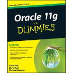 【预订】Oracle 11g For Dummies