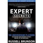 【预订】Expert Secrets: The Underground Playbook for Creating a