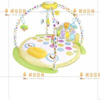 脚踏钢琴健身架器婴儿0-3-6-12个月岁新生儿宝宝早教音具