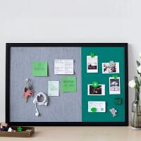 印象笔记 软木板自粘墙贴留言板彩色毛毡板照片墙记事规划便签板