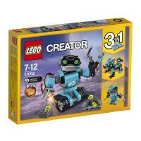 【当当自营】LEGO乐高机器人探险家 31062