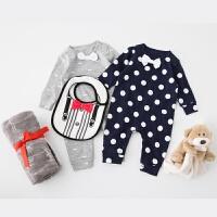 新生儿礼盒春夏婴儿礼盒衣服套装刚出生宝宝衣服满月周岁*