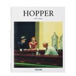 【预订】[Basic Art 2.0] HOPPER 爱德华・霍普 英文原版进口图书 艺术