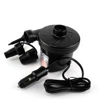 充气床垫配套充气工具 家用电动气泵充气泵放气泵 充气船水池