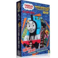 托马斯和他的朋友们dvd高清全集小火车故事动画片中英文光盘碟片