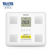 百利达(TANITA) 体脂仪 体脂秤 电子秤家用体重秤 脂肪测量仪秤 日本品牌 BC-760 白色