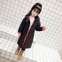 儿童羽绒服反季男童女童2018新款韩国女童中长款冬装外套