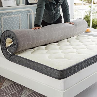 加厚床垫1.5m床榻榻米垫子1.8m席梦思单人1.2米地铺海绵垫床褥子   新品上市,欢迎大家选购,全场满199减100,或3件免1件.更多优惠等着您,售后