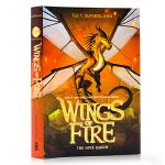 英文原版小说 火翼飞龙#12精装版 Wings of Fire #12:The Hive Queen 奇幻魔法冒险故事