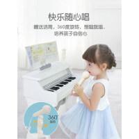 俏娃宝贝儿童钢琴玩具女孩宝宝电子琴1-2-5周岁小孩生日礼物初学