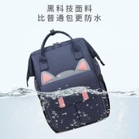 新款 ��咪包�p便大容量手提包多功能母�����包��包背包女�p肩包