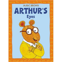Arthur's Eyes(An Arthur Adventure Book & CD) 亚瑟小子的眼睛(书+CD)ISBN 9780316054454