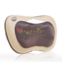 车载颈椎按摩器肩颈部腰部按摩枕头电动多功能全身靠垫家用