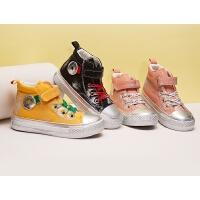 高��和�帆布鞋男童鞋子女童百搭板鞋布鞋