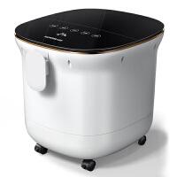泡脚桶全自动加热恒温洗脚小型电动足浴盆按摩神器家用高深桶kb6
