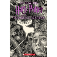 【现货】英文原版 哈利波特与阿兹卡班的囚徒 20周年纪念版 美国版 Harry Potter and the Priso