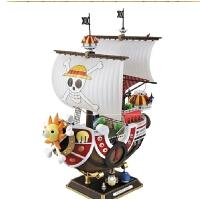 海贼王船拼装模型手办千里万里阳光号桑尼千阳梅利梅丽