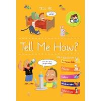 英文原版 Barron's 告诉我系列:怎么样 趣味知识问答书 儿童科普读物 Tell Me How?