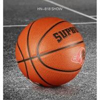 室内外水泥地篮球耐磨防滑篮球7号篮球真皮软皮七号吸手篮球